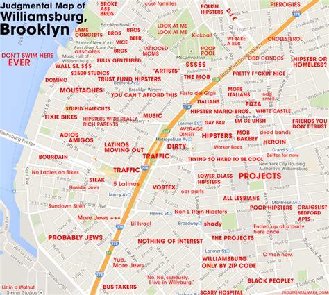 houston judgmental map judgmental maps williamsburg ny by willzone