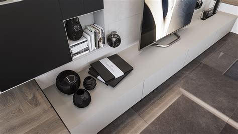 4 Ultra Luxurious Interiors Decorated in Black and White
