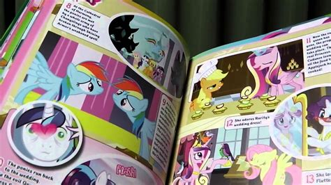 to my books my pony friendship is magic story book