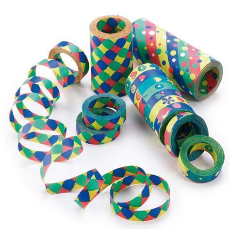 Promo Block Happy Time 78 Pcs rouleaux g 233 ants de serpentins multicolores 3 pcs 224 prix minis sur decoagogo fr