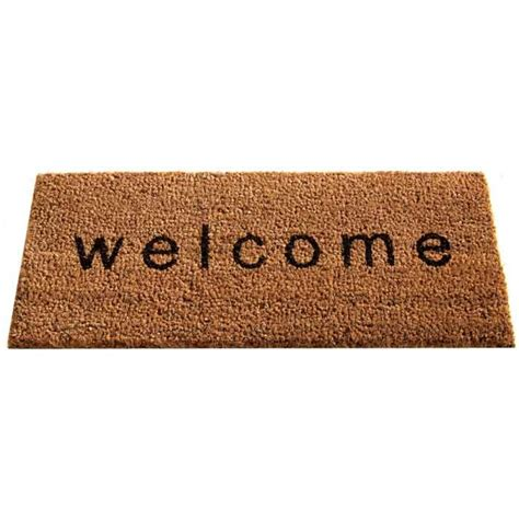 Welcome Door Mat Gardman Welcome Doormat Insert Charlies Direct