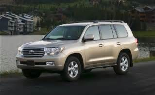 2012 Toyota Land Cruiser Car And Driver