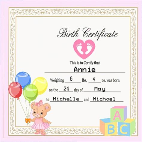 How To View Birth Records For Free Pin Certificates Of Birth Marriage And On