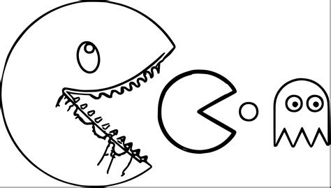 ghost coloring pages coloringsuite com pac man ghost coloring pages coloring page cartoon