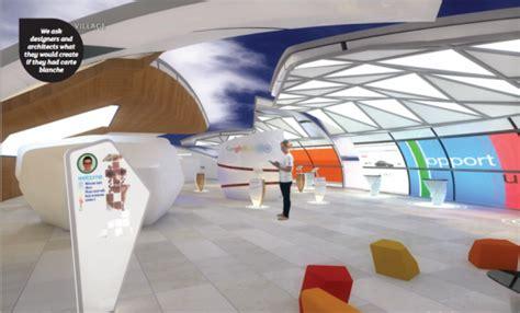 Forum Credit Union Center Grove 14 branch of the future designs