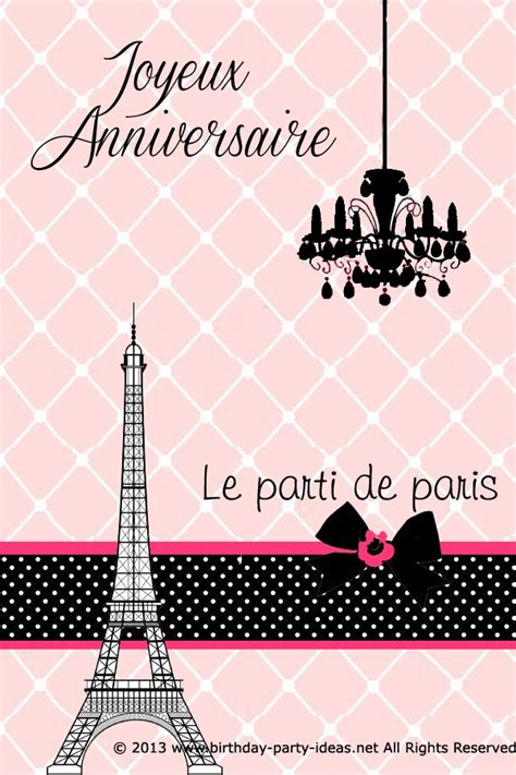 themed party quotes 206 best paris themed birthday party images on pinterest
