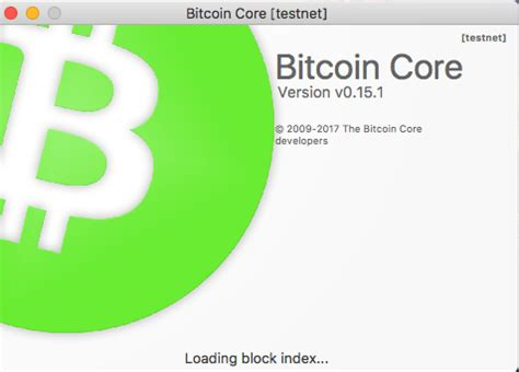 how to set up bitcoin core setting up bitcoin lightning network node on macos is