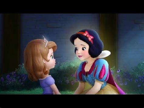 Plastisin Sofia And Snow White sofia the the enchanted feast snow white