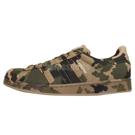 mens camo sneakers adidas originals superstar graphic pack hemp camo mens