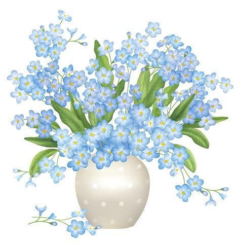 Flowers In A Vase Clipart by Vase Cliparts