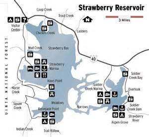 fishing strawberry reservoir