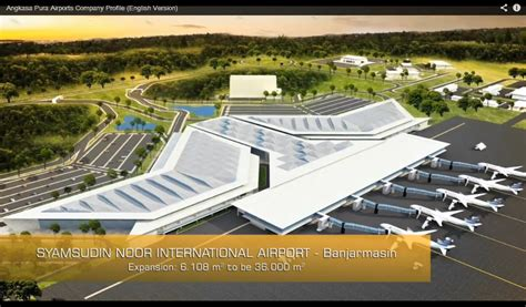 layout bandara syamsudin noor airports in your country look like
