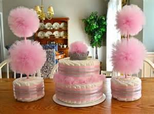 unique baby shower centerpiece ideas unique baby shower centerpieces cake topiary