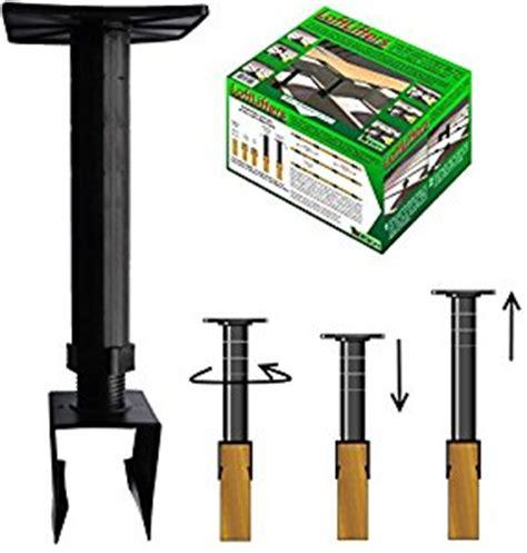Loft Lifter flooring legs   adjustable loft insulation
