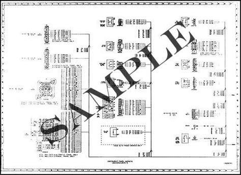 chevy gmc   wiring diagram       medium truck ebay