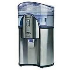brita aqua water filter chiller stainless steel