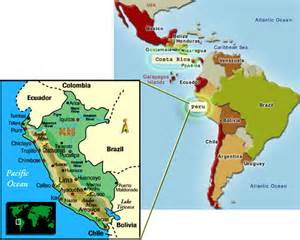 map of south america peru peru guide information about peru maps
