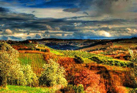 Landscape Artwork For Sale Tuscan Landscape Paintings For Sale Tuscany