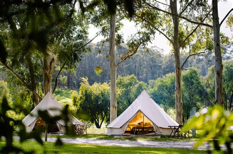 comfort style margaret river hire services wild goose cing