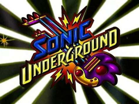 theme song underground sonic underground theme youtube