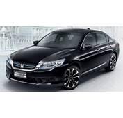 2014 Honda Accord Hybrid Makes Thai Debut Malaysia