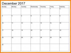 Calendar 2017 December Uk December 2017 Calendar Uk