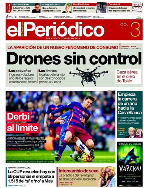 Diario El Peri 243 Dico De Catalunya 3 Febrero 2016 Pdf | el diario el pais informacion por el aumento del servicio