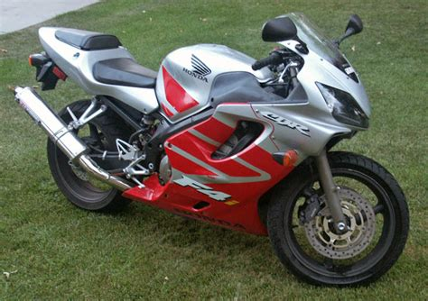 Fs 02 Cbr 600 F4i Street Bike Slc Ut Sportbikes Net