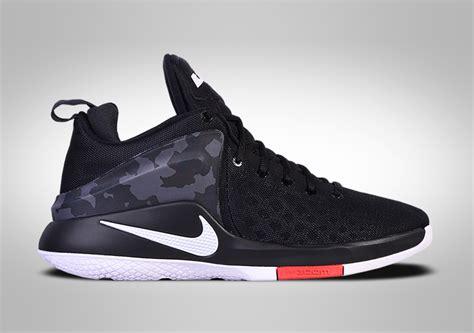Sepatu Basket Nike Lebron Witness Low Navy nike lebron zoom witness black camo price 92 50 basketzone net