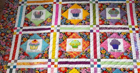 Quilts Etc Calgary by Creek Creations Cupcake Quilt For Mac