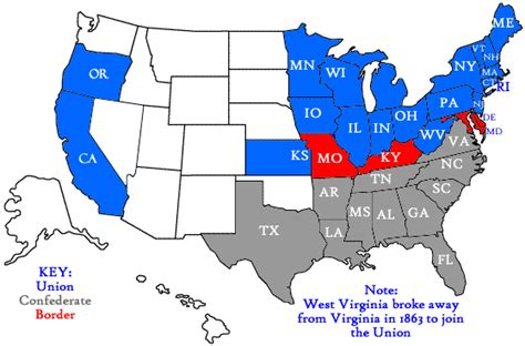 american union map southern secession sectionalism s road to secession
