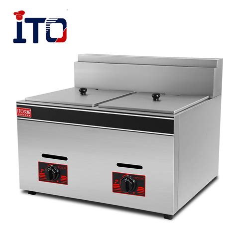 table top fryer commercial ci 72 selling table top automatic commercial gas