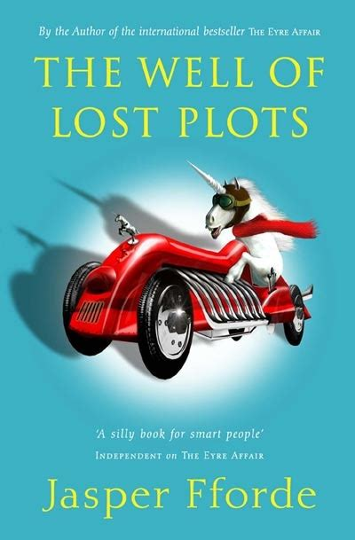 Thursday Three From Book To by The Well Of Lost Plots Thursday Next 3 Book Free