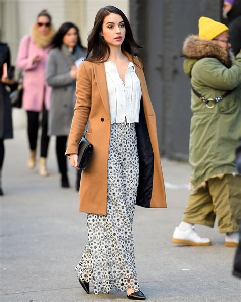 adelaide kane style adelaide kane casual style out in new york city 2 12 2016