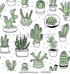 cactus doodle cactus doodle pictures to pin on pinsdaddy