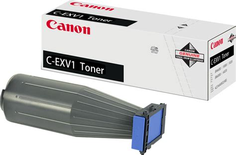 Toner Ir 5000 canon c exv1 black toner cartridge 1650g 4234a002ab for