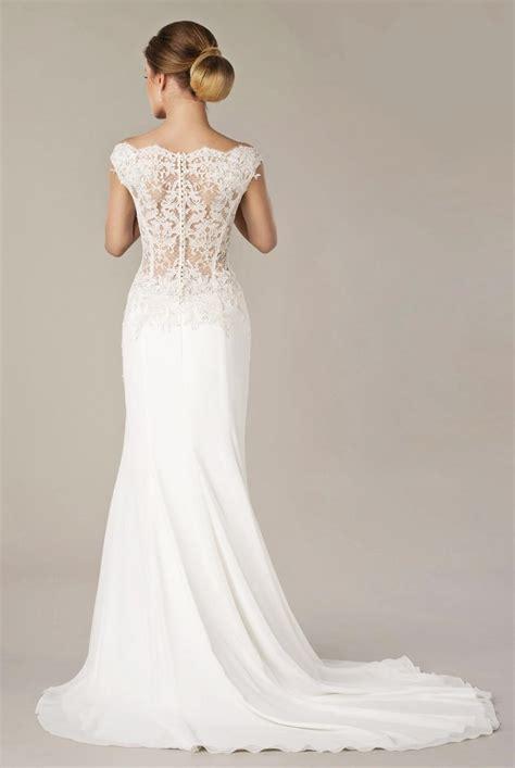 Hochzeitskleider Mit Spitze Und Tüll by Hochzeitskleid Mit Spitze Rucken Dein Neuer Kleiderfotoblog