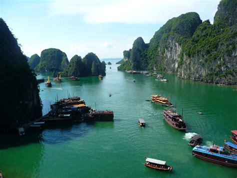 halong bay     places  southeast asia