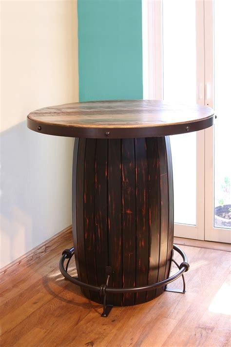 Barrel Bistro Table Barrel Bistro Table