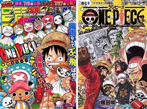 Shonen Jump Komik Vol 28 one eiichiro oda si prende una breve pausa per