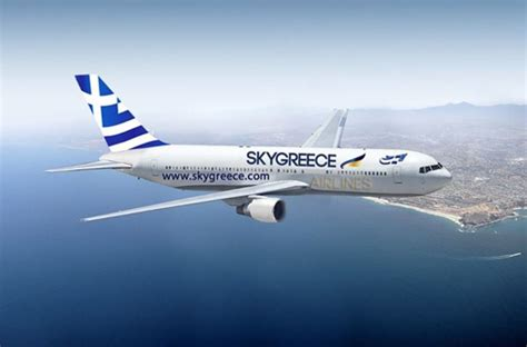 skygreece airlines aiming to start flights in early 2014