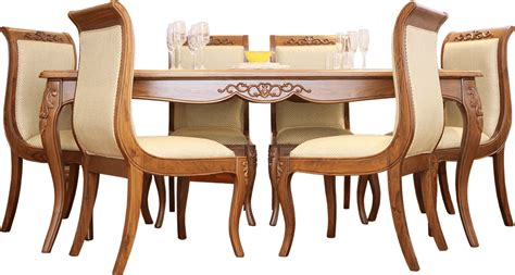 Modern Dining Room Table Png Royal Dutchess Glass Dining Table Set Dining Room Furniture