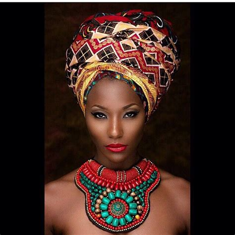 ghanians queen hairstyle 17 best images about ankara style necklaces on pinterest
