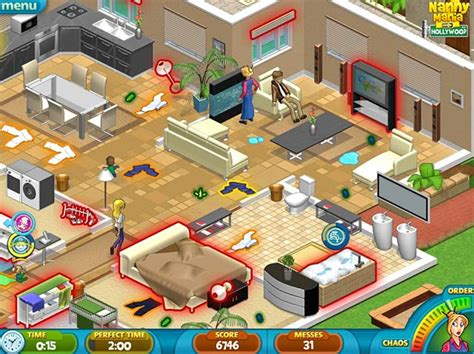 Home Design Games Free Download For Pc by Nanny Mania 2 Goes To Hollywood Game Download And Play