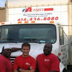all american moving and storage columbus oh american moving storage of ohio 20 photos 67 reviews