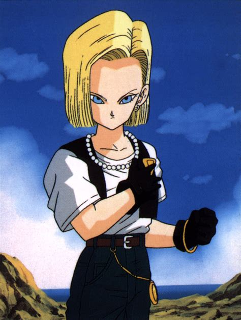 z android 18 android 18 images c 18 hd wallpaper and background photos 10224759