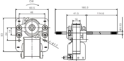 shaded pole motor wiring diagram wiring diagram with