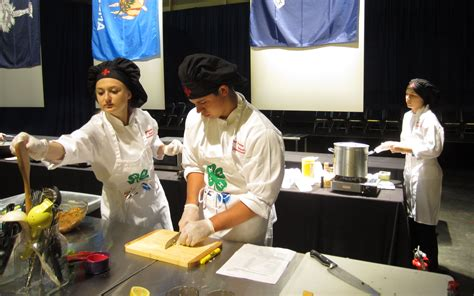 Cooking Giveaway - 4 h team wins first place with seafood medley in cooking contest lsu agcenter