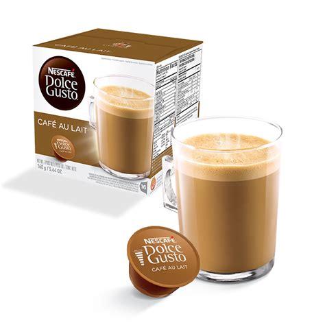 Nescafe Dolce Gusto Au Lait Murah caf 233 au lait nescaf 201 174 dolce gusto 174