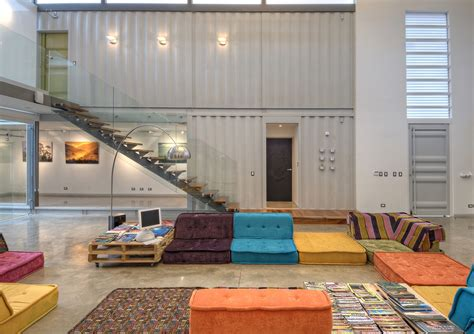 2 story home design 8 shipping containers make up a stunning 2 story home